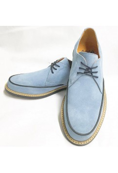 Dynamite Light Blue Suede