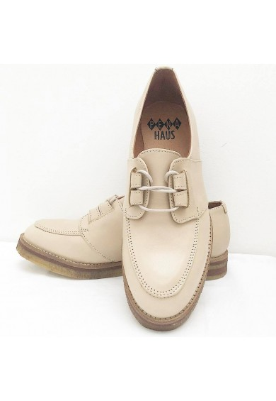 Anna Beige Leather
