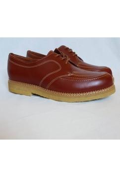 Boomerang Brown Leather