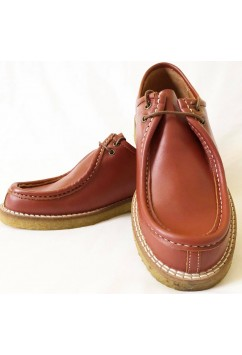 Meteor Brown Leather
