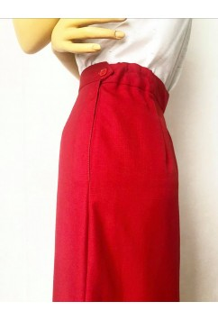 Skirt 'Sue' Red