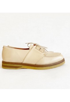 Anna Beige Leather