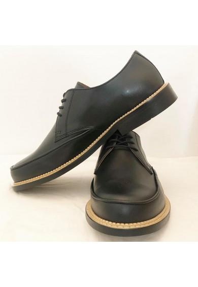 Dynamite Black Leather