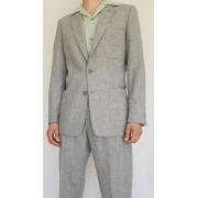 Suit Grey Flecked