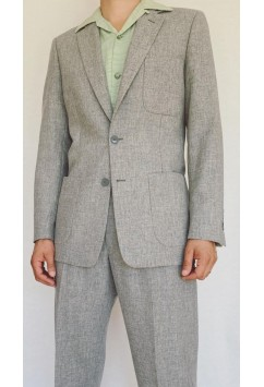 Suit Grey Flecked