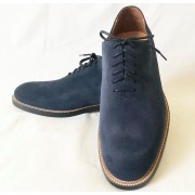 Matchbox Navy Blue Suede