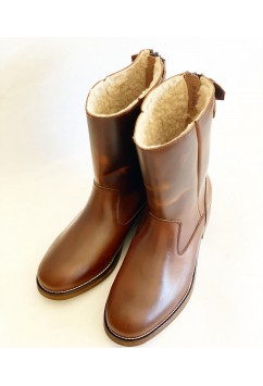 Parker Brown Leather