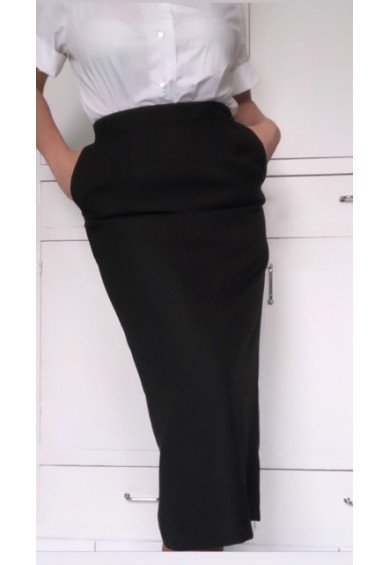 Skirt 'Sue' Black