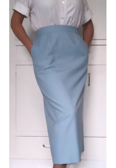 Skirt 'Sue' Baby Blue