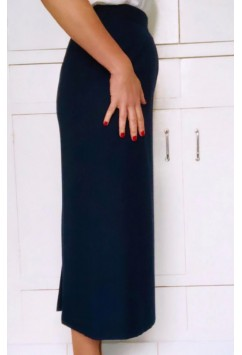 Skirt 'Sue' Navy blue