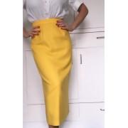 """Skirt 'Sue"""" Yellow"""