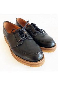 Anna Black Leather