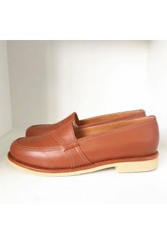 Lauren Brown Leather