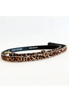 Belt - Leopard