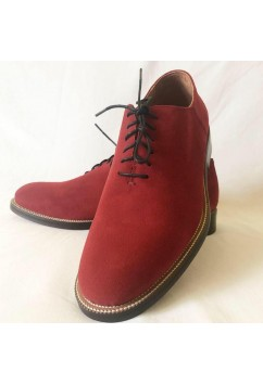 Matchbox Bordeaux Suede